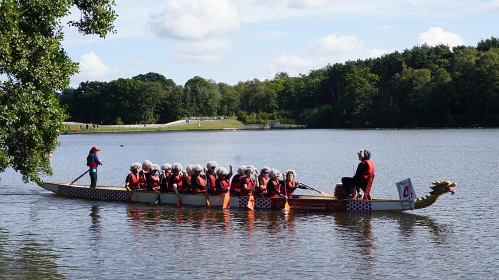 Clearwell Mobility - Dragon Boat
