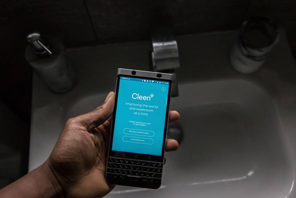 Cleen app image