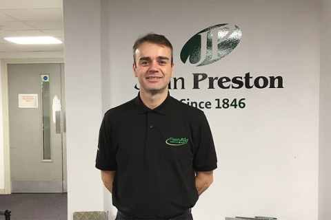 Jason Davies John Preston Healthcare Group