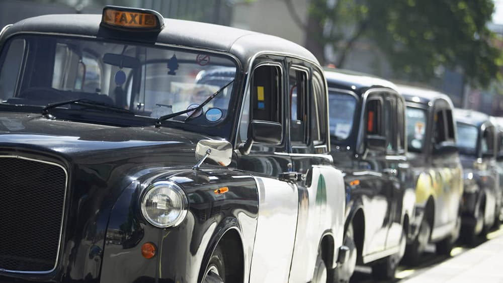 black cabs taxis wheelchair accessibility