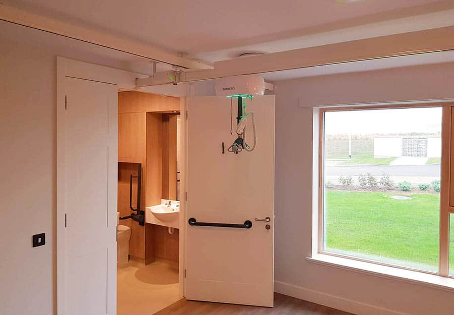 Innova Airglide Hoist Orkney Care Home