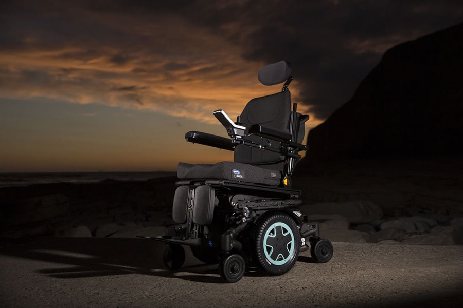 Invacare Europe powerchair