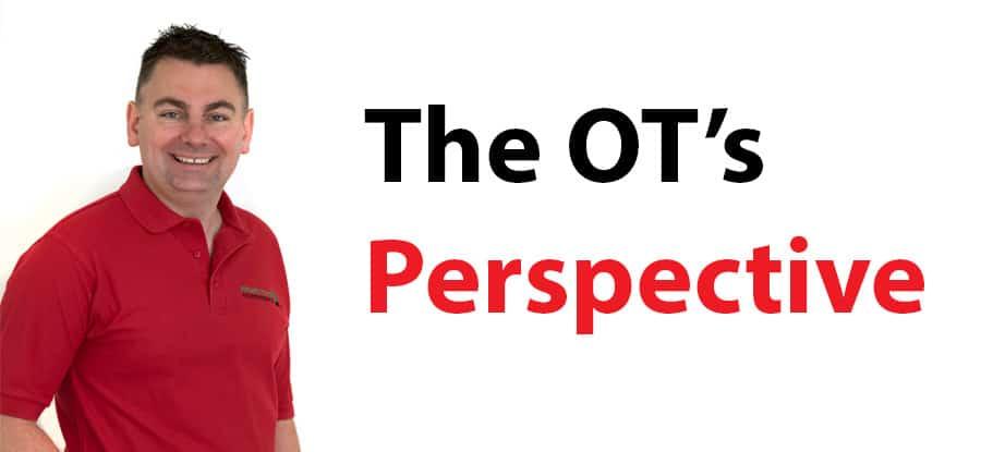 OTs Perspective Stuart Barrow