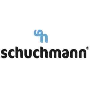Schuchmann logo feat