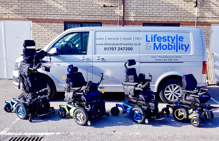 lifestyle and mobility specialist focus