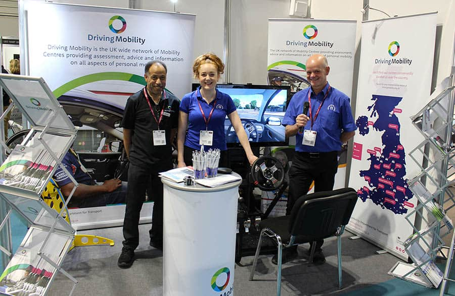Driving Mobility OT Show