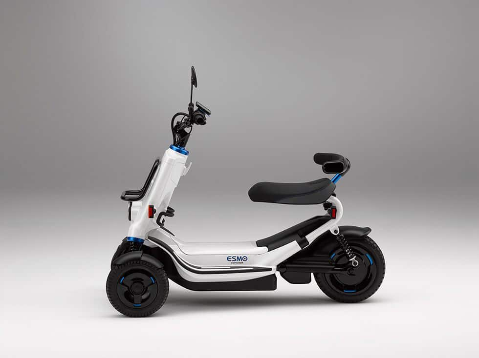 Honda ESMO mobility scooter concept side view