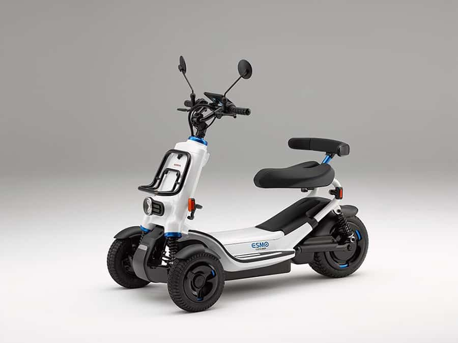 Honda ESMO mobility scooter concept