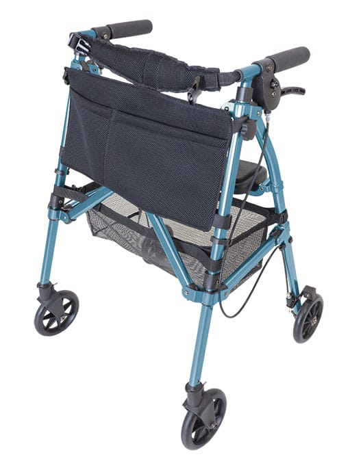 EZ Fold-N-Go rollator from Stander – exclusive to Able2