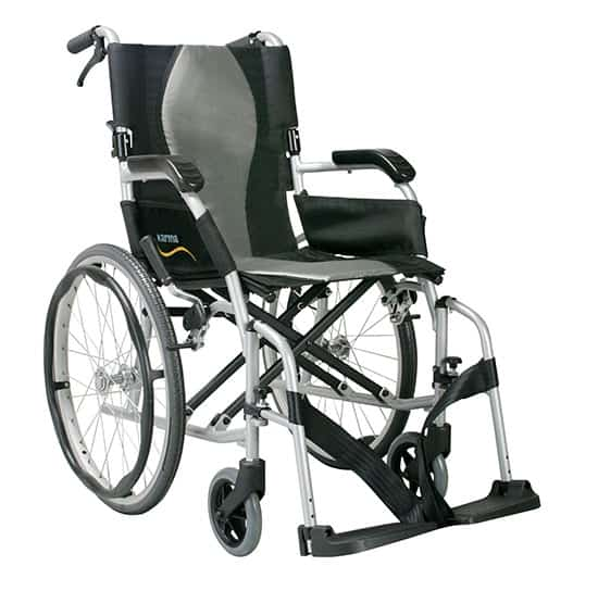 Karma Ergo wheelchair