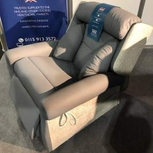 Rise and Recline Infinity Chair thumbnail