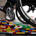 Wheelchair Ramp Lego