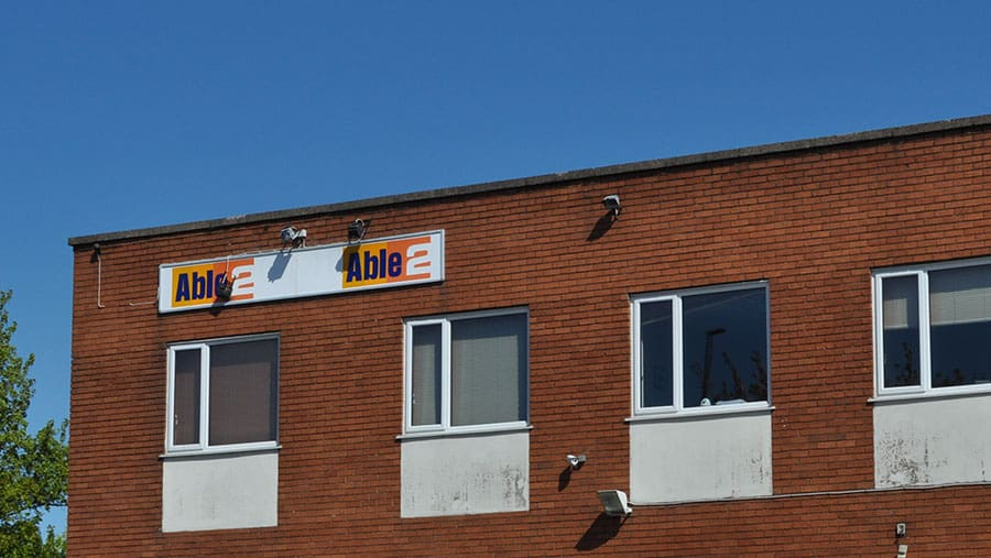 Able2 building