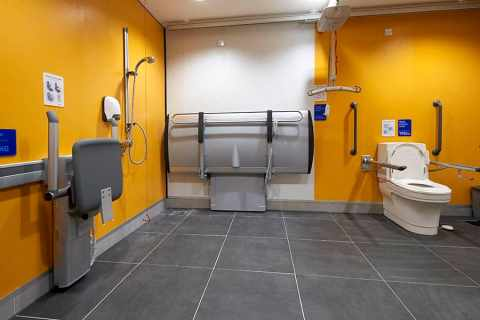 Changing Places facility image