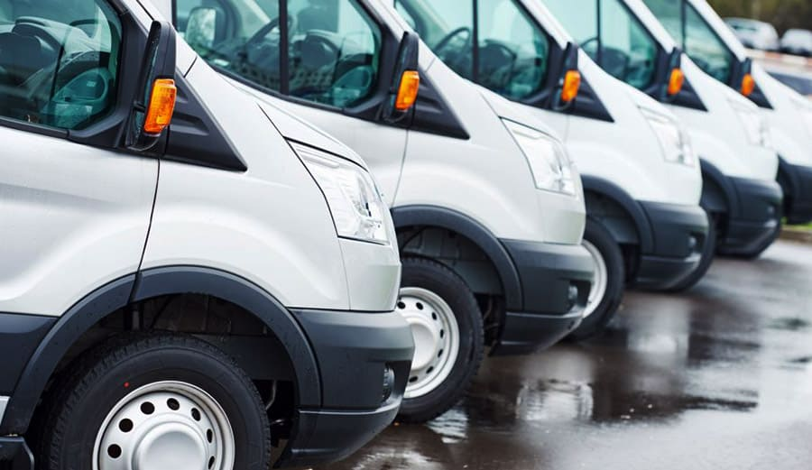 Commercial Van Fleet MOT exemption
