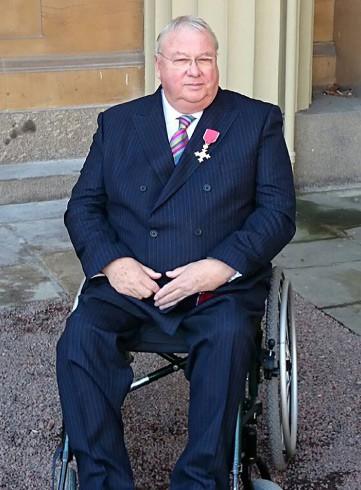David Walker OBE