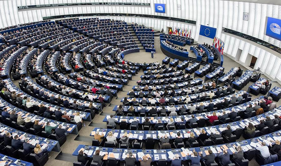 European Parliament MDR