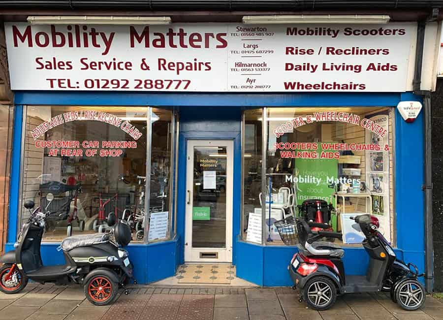 Mobility Matters Aryshire