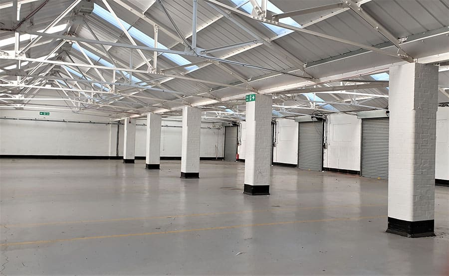 New Warehouse Space - Yorkshire Care Equipment