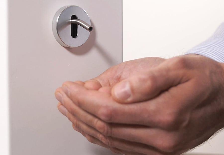 Igieniko Hand Sanitiser Kiosk image