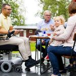 Eurovema powerchair range image