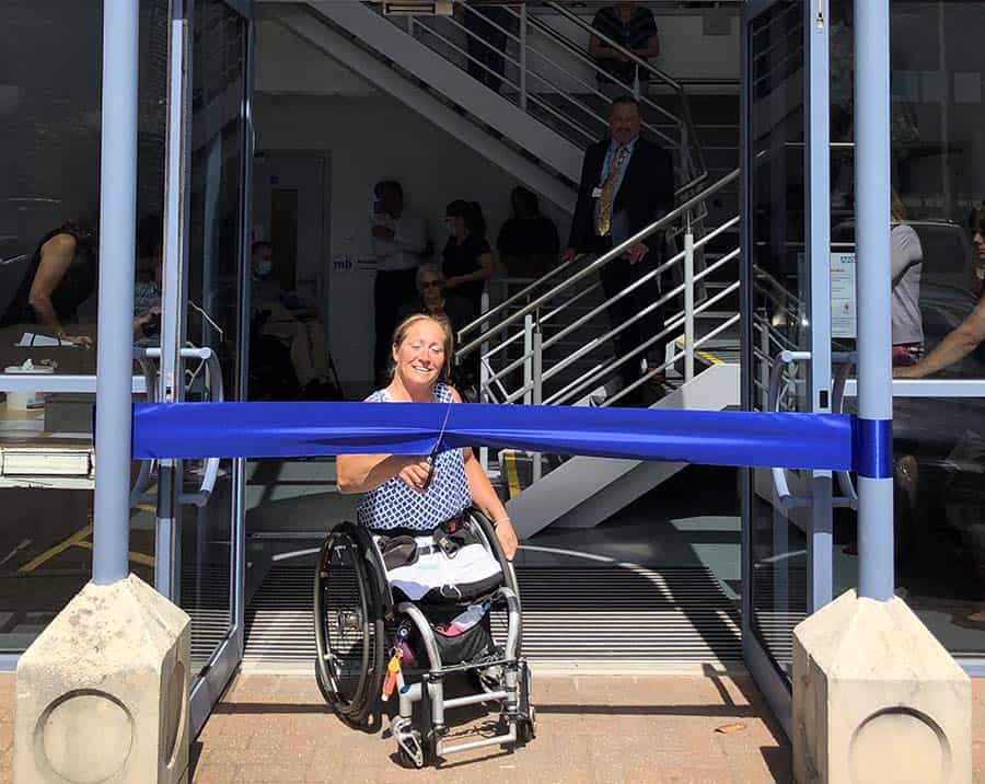 Millbrook Healthcare launches coronavirus-friendly Surrey Wheelchair Service image
