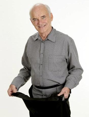 men drop front trousers drop
