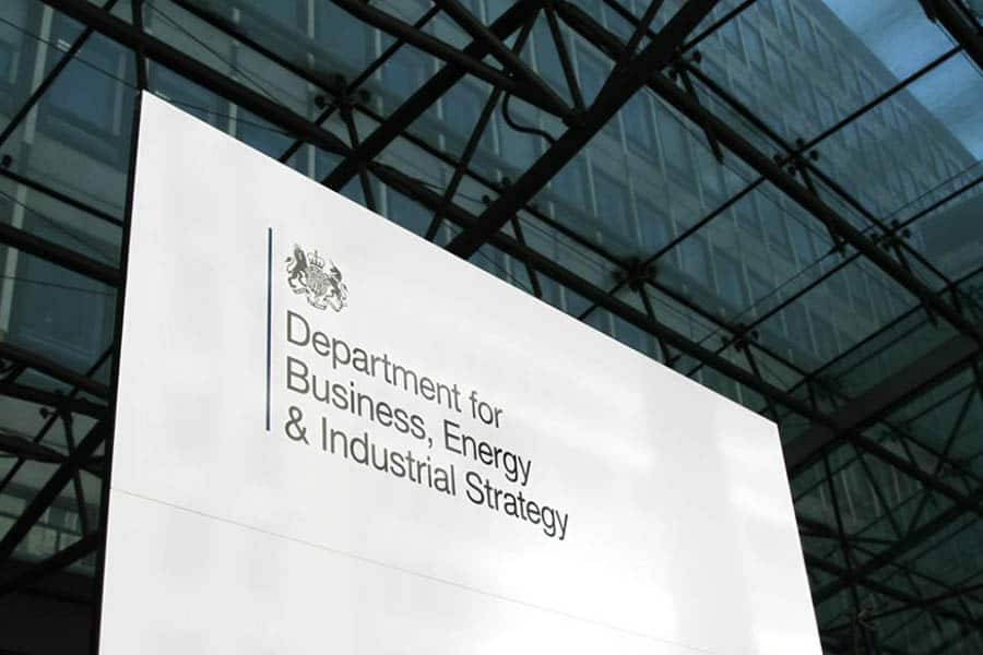 Department for Business, Energy & Industrial Strategy image