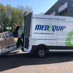 Medequip deliveries