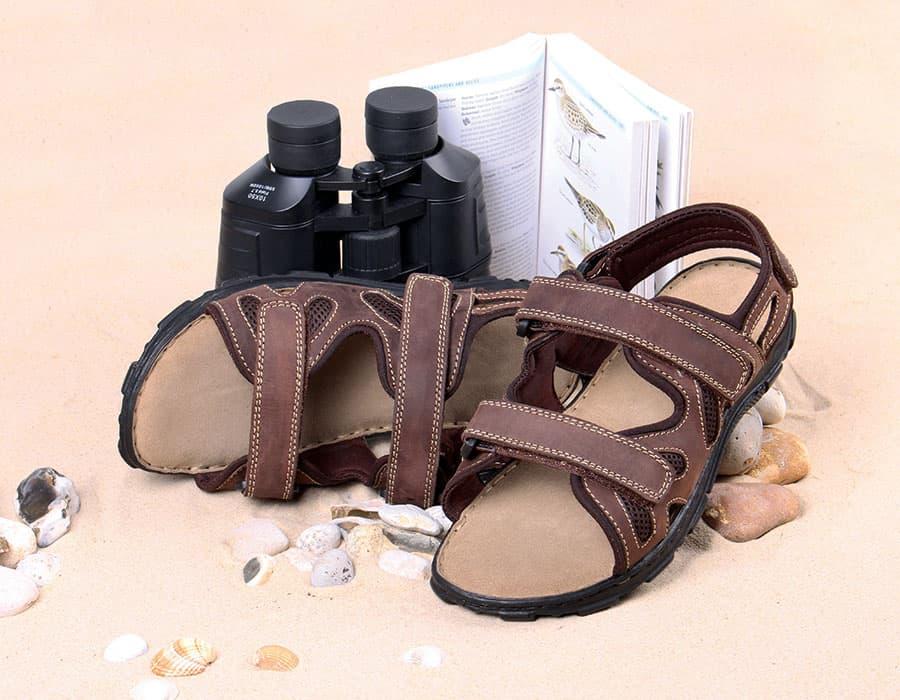 Sandpiper Neil Ultra Wide Sandals image