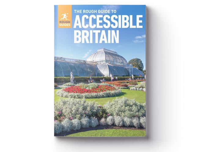 accessible guide motability new