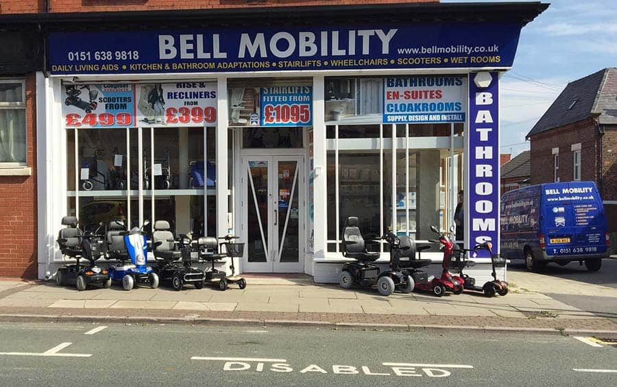 Bell Mobility Liverpool new