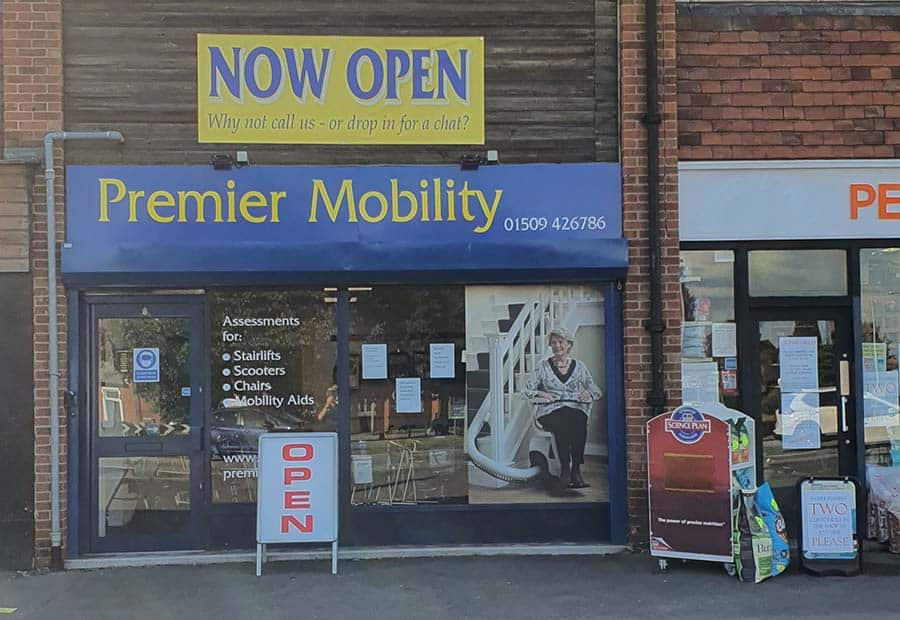 Premier Mobility Loughborough
