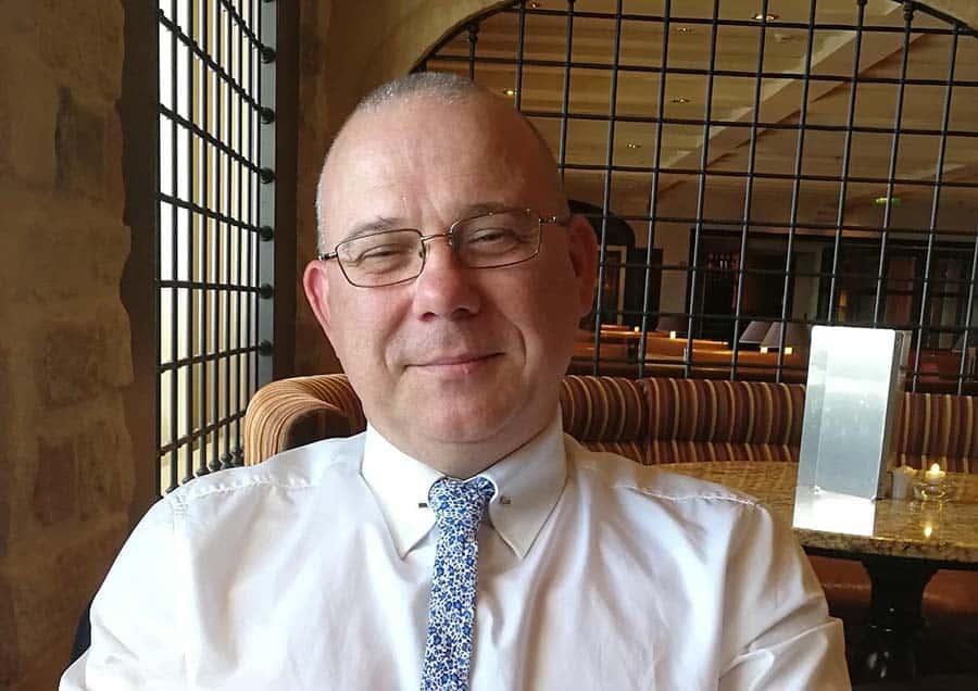 Bayliss Mobility Gary Braithwaite