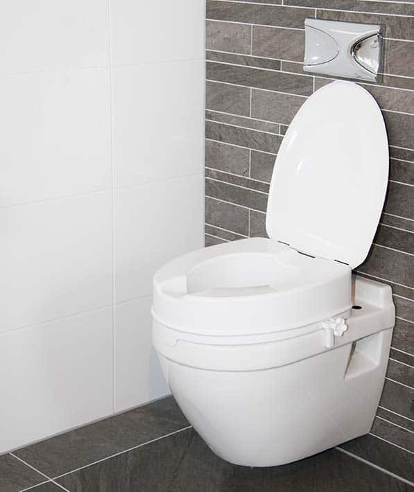 Able2 Toilet Seat Riser
