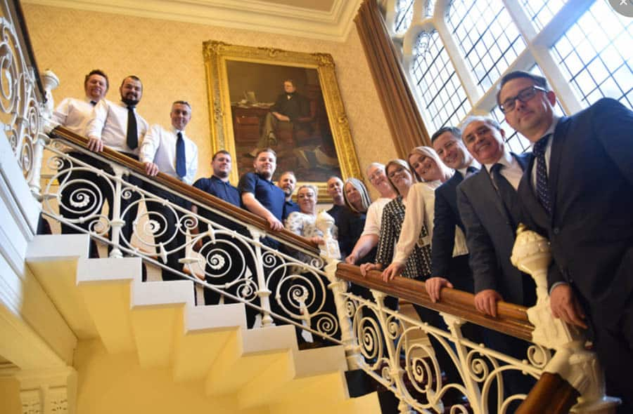 The team at Middlesbrough Staying Put Agency image