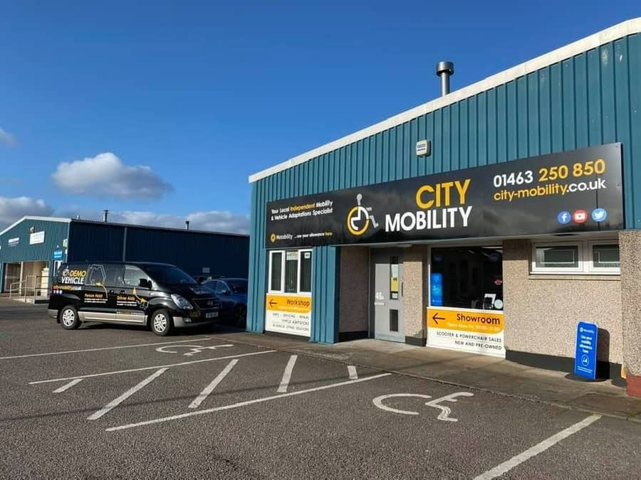 City Mobility Inverness