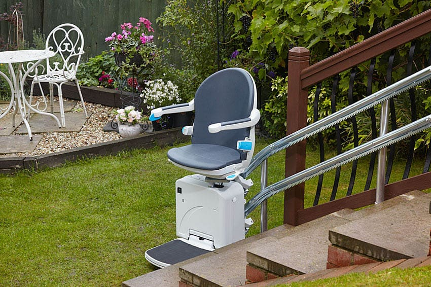 Handicare Outdoor Stairlifts image