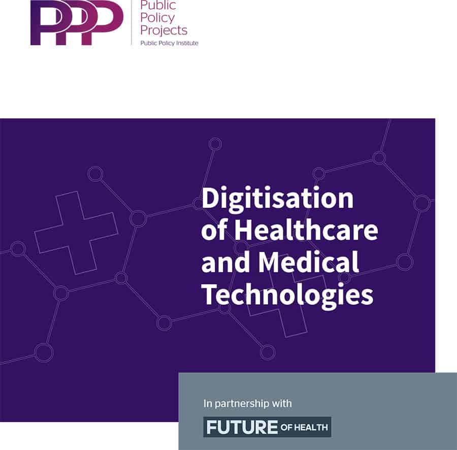 PPP 'State of the Nation: Digitisation and Medical Technologies' report image