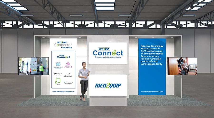 Medequip Connect at ITEC image