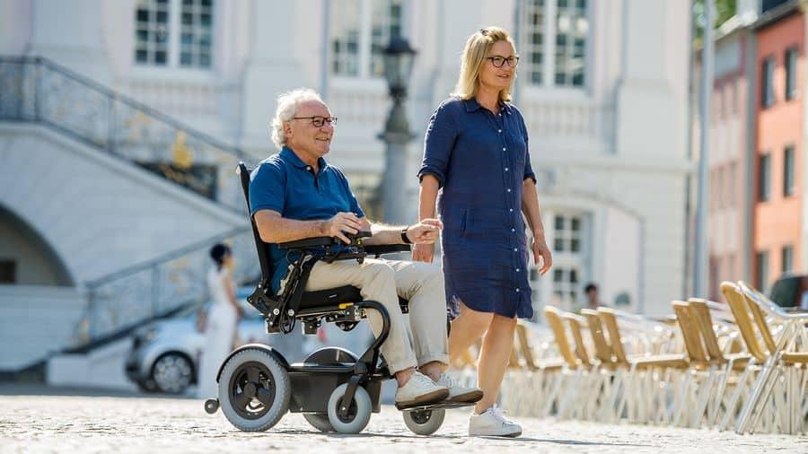 Ottobock power wheelchair