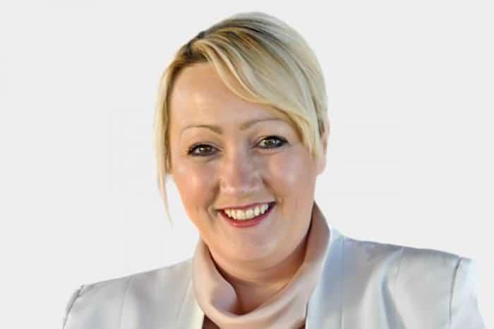 Rebecca Evans MS, Minister for Finance and Trefnydd image