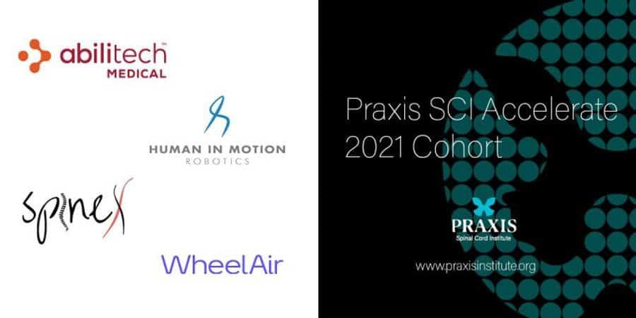 Wheelair joins Praxis program