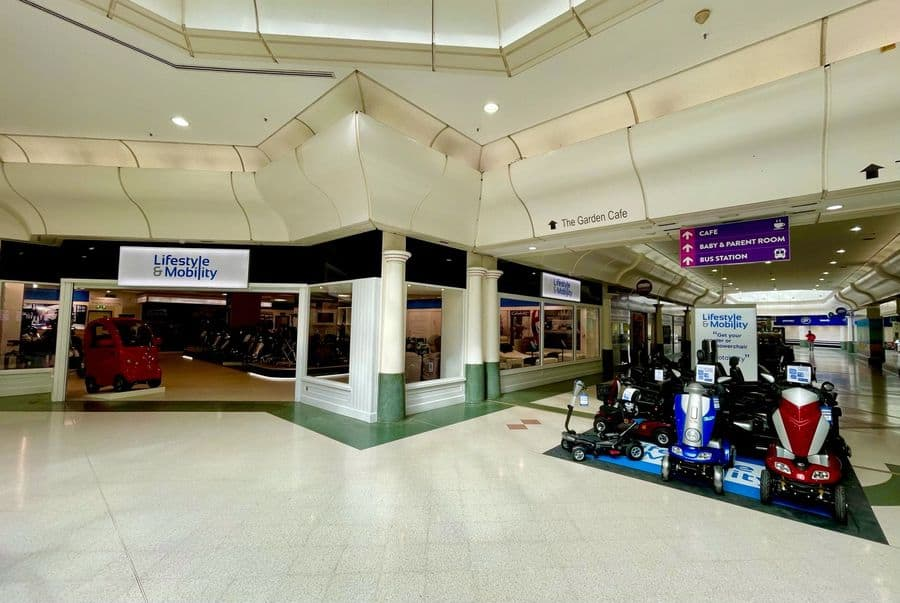 Lifestyle and Mobility Boscombe