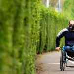 Ali Jawad, paralympian