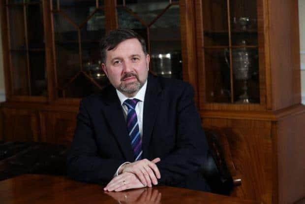 Health Minister Robin Swann image