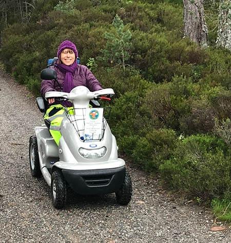 Carol Eliot at City Mobility