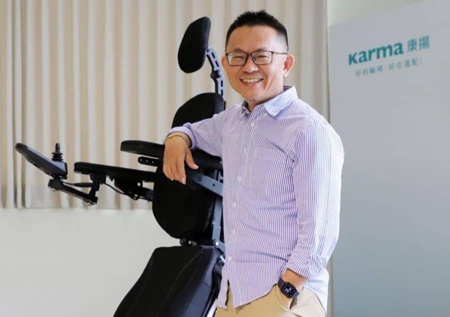 Richard Chang, Karma Medical CEO