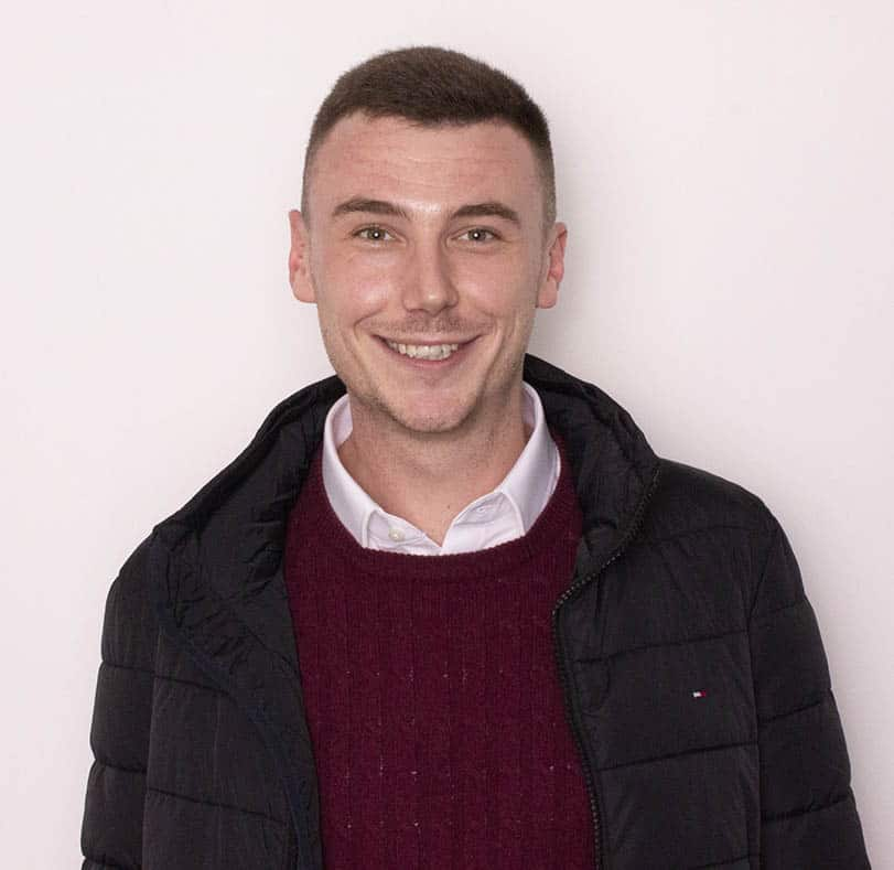 Tom Dixon, North East Area Sales Manager for Pride Mobility image