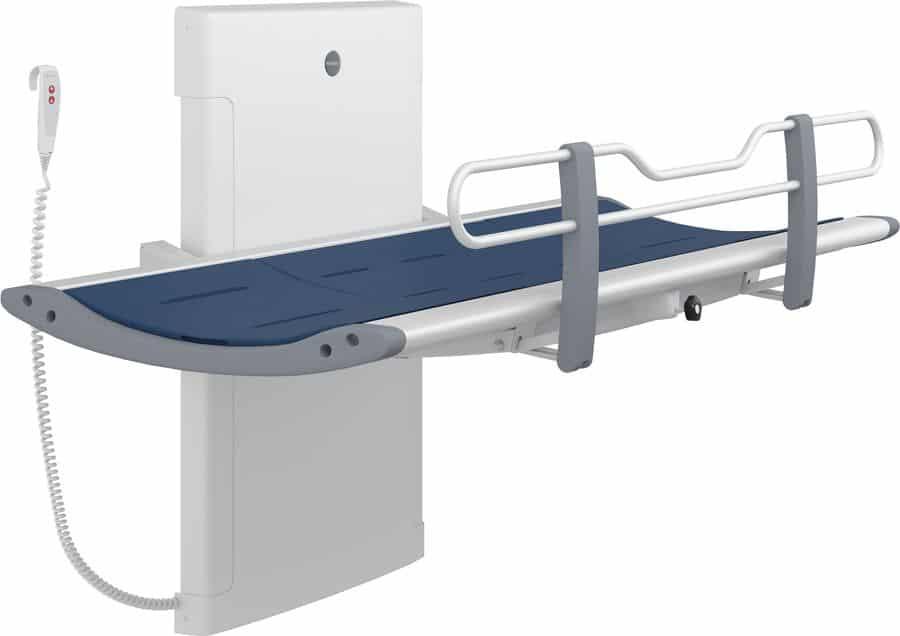 Pressalit Shower Change Table